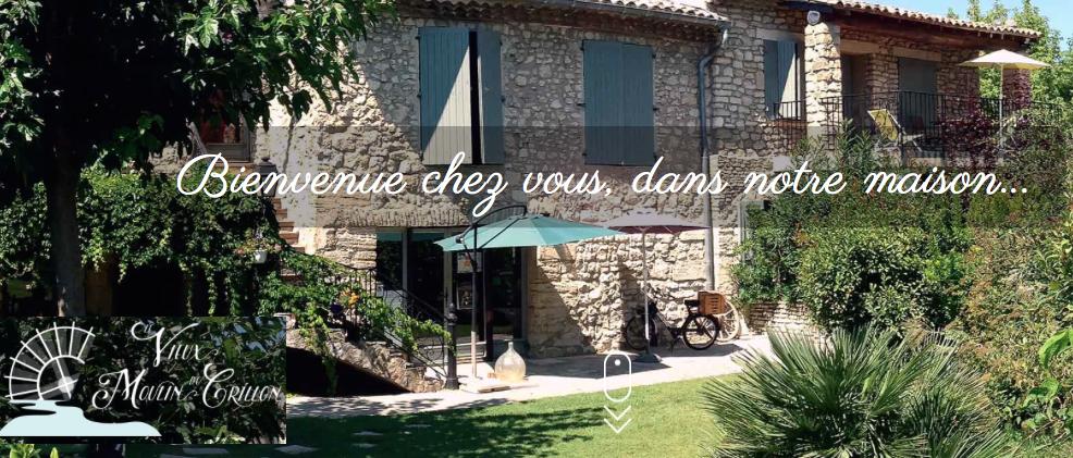 Le Vieux Moulin De Crillon, Maison Du0027Hôtes à Velleron ...